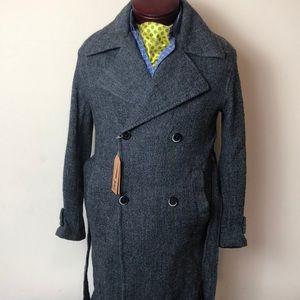 Great Condition Venezia Italian made Coat.
